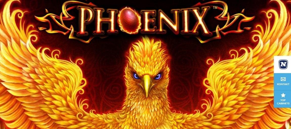 Novomatic Novoline Phoenix Spiel