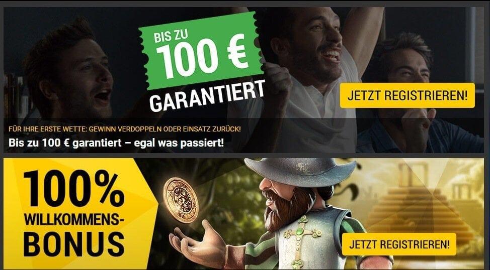 bwin 100 Euro Bonus