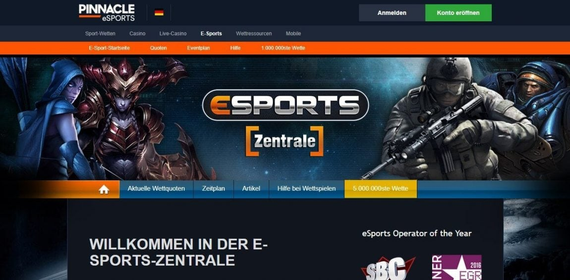 esports pinnacle-sports-com