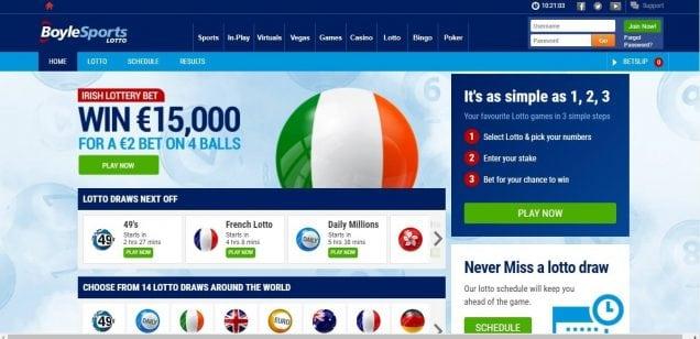 Boyle Lotterien