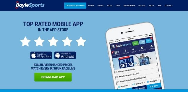 Boyle Mobile App
