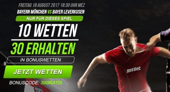 netbet Bonus München Leverkusen