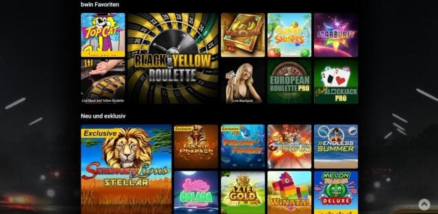 bwin Slot Games