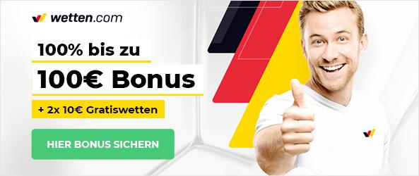 Wetten-com Bonus