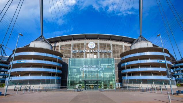 Manchester City Stadion Etihad Stadium
