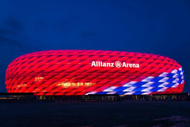 FC Bayern Stadion Allianz Arena