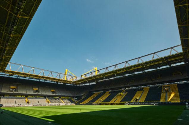 Borussia Dortmund BVB Stadion Signal Iduna Park