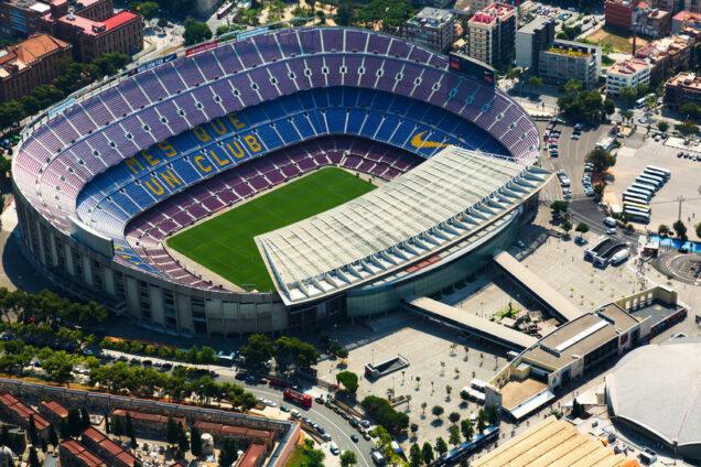 FC Barcelona Stadion Camp Nou